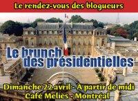 Le Brunch des blogueurs politiques à Montréal