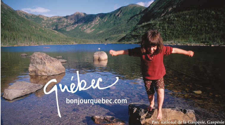 Bonjour Québec - Parc national de Gaspésie